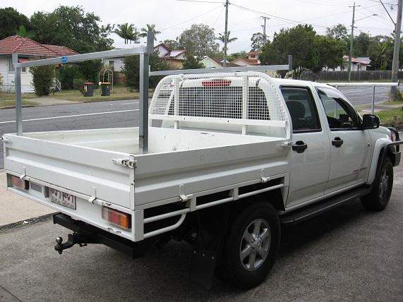 Ladder Racks Brisbane Ute Racks Ute Ladder Racks