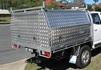 Aluminium Ute Canopies & Ute Accessories Brisbane - Ute Parts - Tray Accessories