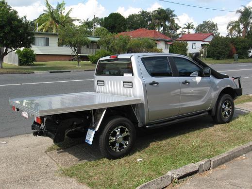 Ute Trays - Brisbane Ute Trays And Racks - Aluminium Ute Trays